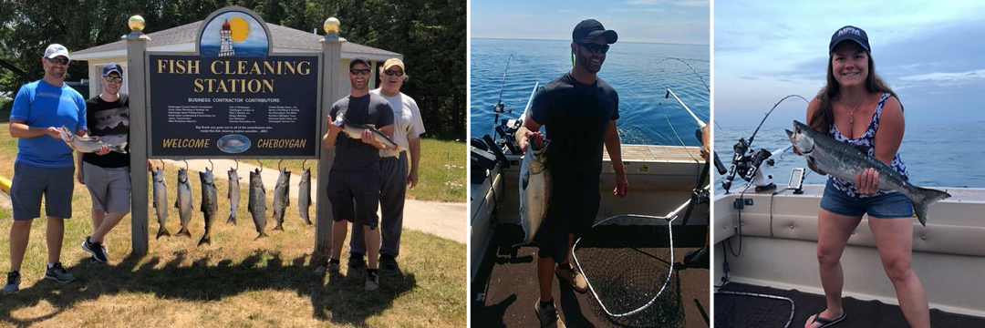 Northern Michigan Fishing Charter